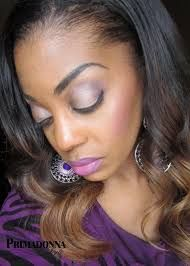 How to wear what to wear with purple lipstick make up Covergirl Outlast 3 in 1 Foundation Tawny Naked 2 Palette BH Cosmetics 88 Matte Palette Flawless Foundation, Flawless Face, Purple Blush, Purple Hair, Makeup Tips, Beauty Makeup, Eye Makeup, African American Makeup, Purple Lipstick