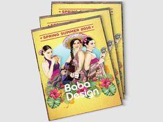Copertina Brochure Spring Summer 2016, Cover, Ideas, Design, Slipcovers, Design Comics, Thoughts