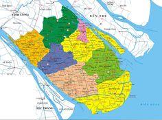(travinhnay) - Tổng quan tỉnh Trà Vinh