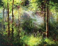 Morning Light by Gleb Goloubetski