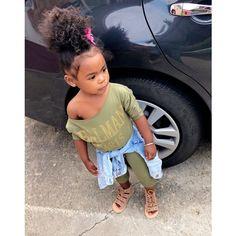 2 years ago🌺🌴🌸 I still look the same. Cute Black Babies, Beautiful Black Babies, Cute Baby Girl, Cute Babies, Baby Swag, Kid Swag, Swag Swag, Little Girl Outfits, Cute Girl Outfits