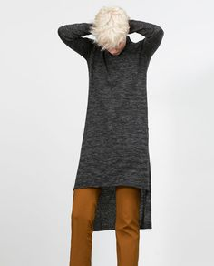 POLO NECK SWEATER from Zara