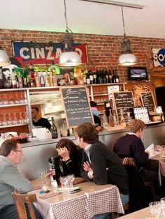 Gusto, Restaurant - Brussels, Belgium
