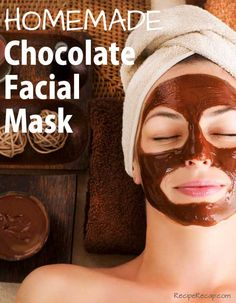 How to Make a Chocolate Face Mask at Home: Step by Step   E-fashionforyou
