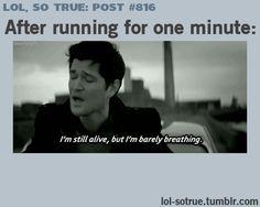 running.. :)