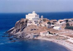 Psara is a Greek island of the North Aegean sea close to the island of Chios.