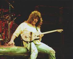 Eddie Van Halen ❤️ 1992