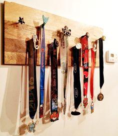 Running Personal Medal Holder
