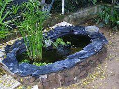Pour que votre bassin reste toujours beau et propre, si vous y mettez des poissons, évitez la surpopulation... Si non votre eau va très vite devenir trouble. Faites également attention aux plantes que vous y mettez, certaines par leurs racines peuvent...