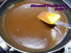 Ev yapımı karamel sos