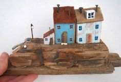 Check out this item in my Etsy shop https://www.etsy.com/uk/listing/259944533/driftwood-houses-english-driftwood
