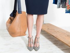 """""""The shoes add a colourful finishing touch and would also look great with a pair of jeans."""" > http://blog.boden.co.uk/9-to-5-style-the-boden-edit/"""