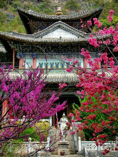 """Chinese traditional house #China - Double click on the photo to Design & Sell a #travel guide to #China www.guidora.com  """"Chinese garden"""""""