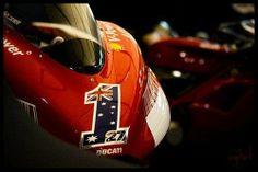 Casey Stoner, Ducati.