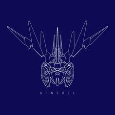 For you Gundam lovers... https://www.behance.net/gallery/66705285/Gundam-Head