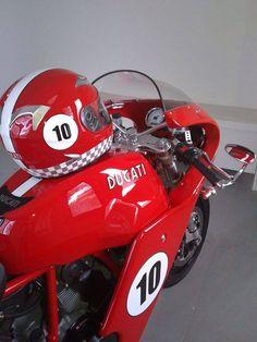 Ducati Sport Classic Paul Smart  nr10