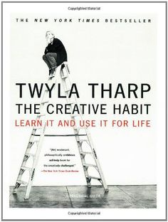 I love opportunities to look in to the minds of creative people. This book is just that: a glimpse into the creative world of choreographer Twyla Tharp. She demonstrates how being creative is not some magical gift, but a skill that is cultivated, practiced, and repeated. There is plenty to take away from this book for everybody, because being creative, the act of taking two seemingly unrelated things and making them work together, is a part of what so many of us do.