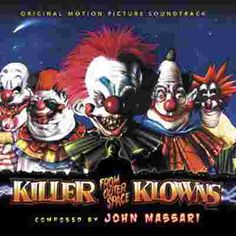 Download Killer Klowns From Outer Space 1988 Movie