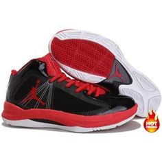 3ecf0df0882b Jordan Aero Flight For Mens   Womens Black Gym Red 524959 041 Nike Air  Jordans