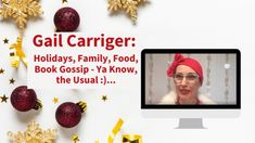 I talk a lot about my weird food habits over holidays and all things yummy in conjunction with my family holiday traditions. Etiquette And Espionage, Gail Carriger, Letter Games, Jelly Babies, Story Structure, Weird Food, Thai Drama, Paranormal Romance, Holiday Traditions