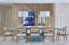 #Moderne #eetkamers van Leila Dionizios Arquitetura e Luminotécnica zin voor een #desertje nu? vind meer op homify.nl!
