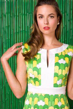 Penelope Dress in Popsicle Sticks, @Elizabeth McKay