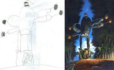 Child Art for Grown-Ups