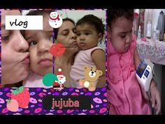 VLOG= MEDINDO PRESSÃO DE JUJUBA E TUDO MAIS = Lucyanna Mell