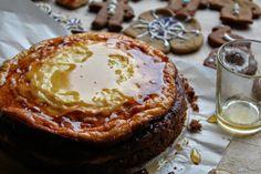 Sabor en cristal: Cheese Thymus cake