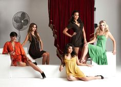 The Saturdays ❤