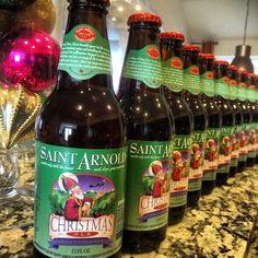 Saint Arnold Christmas Ale 2015