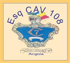 Esquadrão de Cavalaria 108 Angola