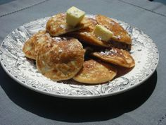 Make Traditional Dutch Poffertjes for Brunch or Dessert