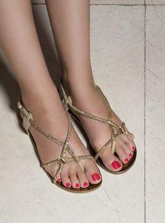 Lola Cruz SS14, fantástica colección de zapatos para mujer http://www.modactual.es