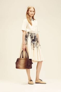 Bottega Veneta Resort 2014 runway fashion