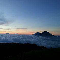 Mt. Prau-Dieng Indonesia