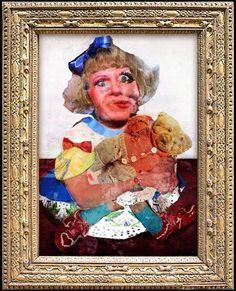 Czar Catstick Big Fat Arts I am not a work of art Grayson Perry Portrait