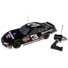 Amazon.com: #3 Dale Earnhardt 1:6 Scale Hobby Scale Grade RC Car: Toys & Games