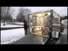 "Grow-Trailers & Mobile-Farmers of America! ""Art Garden/Grow-Mobile"" - YouTube www.artgardengrowingsystems.com"