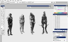Google 이미지 검색결과: http://www.eyesontutorials.com/images/Drawing/Jeka/tut152_character_concept_design/18.jpg