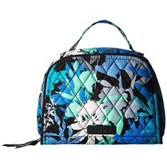 Vera Bradley Luggage Travel Jewelry Organizer (Camo Floral) Bags ($38) ❤ liked on Polyvore featuring bags and luggage