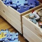 DIY Rolling Storage Crates | Refurbished Ideas