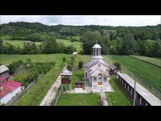 Biserica Budele și o parte din sat, com Tetoiu, jud. Vâlcea. World, The World