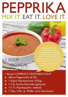One Simple Change - Network Franchise, wie sie mehr Lifestyle, Wohlbefinden und Wohlstand erreichen: Meine Complete Suppen Ecke
