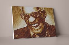Large Canvas Prints, Ray Charles, D1, Store, Natural, Artist, Painting, Larger, Artists