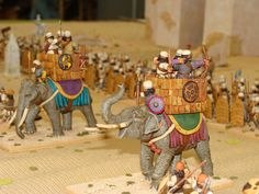 War Elephant, Toy Soldiers, Iranian, Warriors, Board Games, Empire, Gaming, Miniatures, Pretty