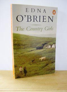 The Country Girls Edna O'Brien Paperback Penguin book Classic Irish Story 1960s literature Ireland Dublin by TheIrishBarn on Etsy