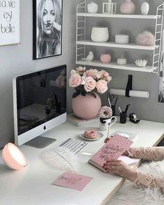 5 Baffling Home Office Design Ideas! – Modern Home Office Design Home Office Space, Home Office Design, Home Office Decor, Home Design, Design Ideas, Office Designs, Office Furniture, Interior Design, Small Office Decor
