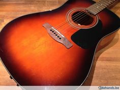Fender CD-60 SB, Sunburst - Te koop