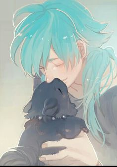 Dramatical murder, Aoba and Ren